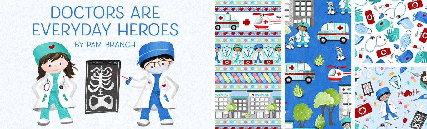 Doctors are everyday Heros