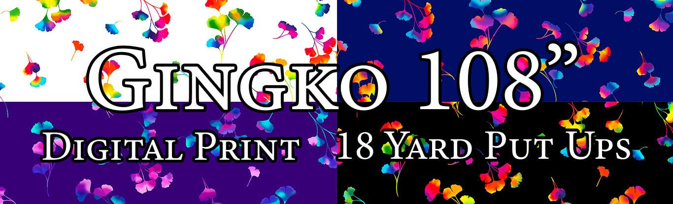 Gingko 108